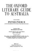 The Oxford Literary Guide To Australia Oxford Reference S  None detail