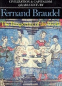 The Perspective Of The World Civilization & Capitalism 15Th-18Th Century Braudel Fernand detail