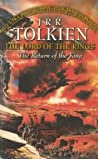 The Return Of The King The Lord Of The Rings #3 Jrr Tolkien detail