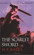 The Scarlet Sword Cassell Military Paperba Bates H E  detail