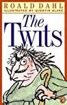 The Twits Roald Dahl Quentin Blake  detail
