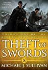 Theft Of Swords The Riyria Revelations #1-2 Michael J Sullivan detail