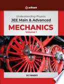 Understanding Physics Jee Main Advanced Mechanics Part 1 Dc Pandey detail