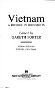 Vietnam History In Documents Meridian S  Porter Gareth detail