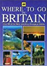 Where To Go In Britain Automobile Association detail