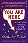 You Are Here A Portable History Of The Universe - Potter Christopher