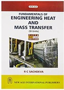 Fundamentals Of Engineering Heat And Mass Transfer Rc Sachdeva detail