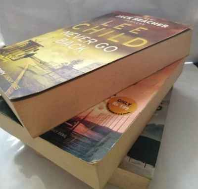 Used very good books